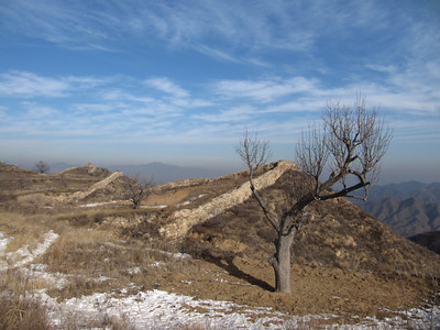 Hike the General Xu Great wall Winter Photo 60