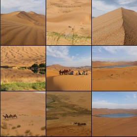 china adventures Badain Jaran desert