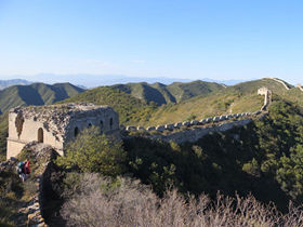 Great wall trip in Beijing