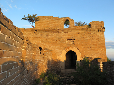 Jiankou Great Wall trek